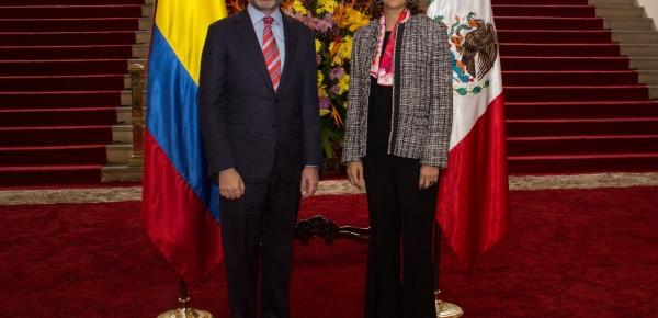 Con México se mantiene una Relación Estratégica en el 2017