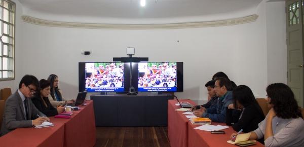 Cancillería presentó resultados de intervención en indígenas