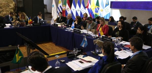 Coordinadores Nacionales y Responsables de Cooperación afinan propuestas para elevar a los Cancilleres iberoamericanos