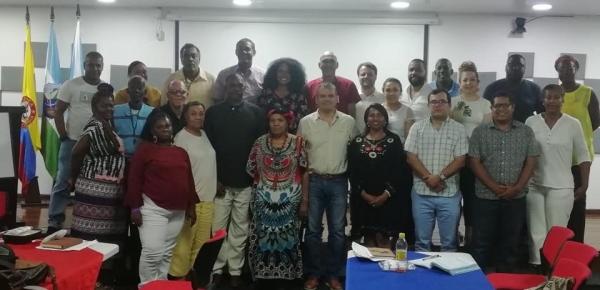 Cancillería participó en la Mesa de interlocución, participación y seguimiento al cumplimiento de los compromisos del Gobierno Nacional con el pueblo raizal