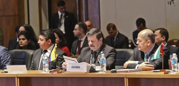 Colombia participó en reunión del Consejo del Mercado Común (CMC) y en la Cumbre de Presidentes del Mercosur y Estados Asociados