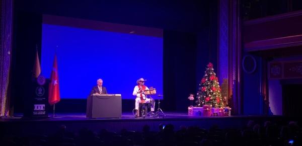 Embajada en Turquía presentó el concierto conmemorativo de los 60 años de relaciones diplomáticas
