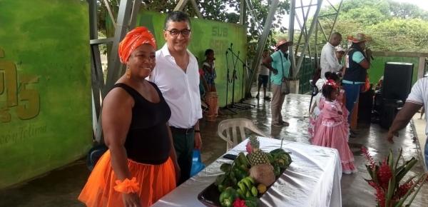 Acandí es la sede del Primer Festival de Comunidades Afrodescendientes de la Frontera