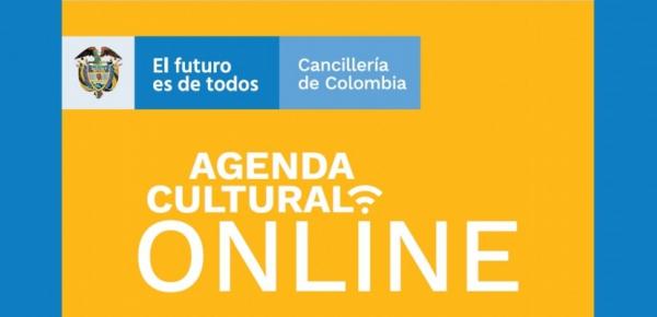 Cancillería comparte el cuarto boletín de la agenda cultural online para disfrutar durante el aislamiento