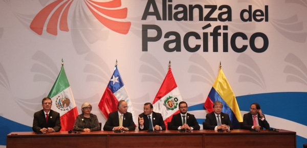 Con suscripción de Declaraciones Conjuntas con Japón, OCDE y Comisión Económica Euroasiática, Alianza del Pacífico busca  fortalecer su proyección externa