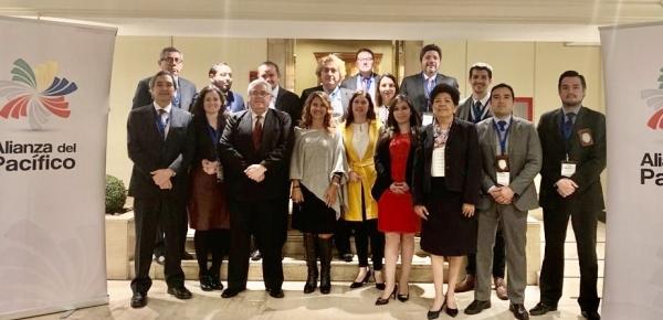 Colombia participó en la reunión del Grupo de Movilidad de Personas de la Alianza Pacífico