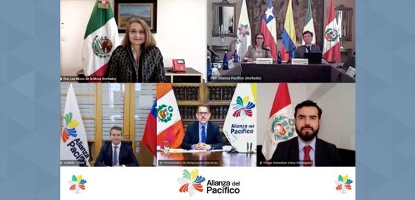 Se realizó la segunda reunión del Grupo de Alto Nivel de la Alianza del Pacífico bajo la Presidencia Pro Tempore de Colombia