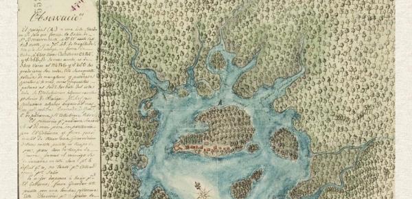 En los archivos de la Cancillería: La creación de la Provincia de Buenaventura desde la Cancillería en el año de 1823