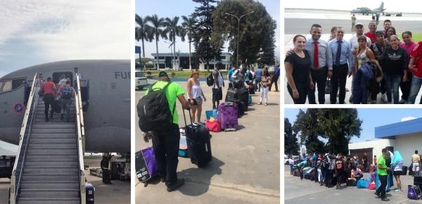Cancillería ha atendido 241 solicitudes de asistencia de colombianos afectados por la emergencia ambiental que se presenta en Perú