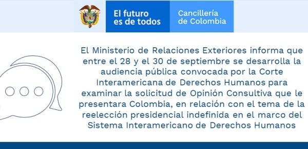 Audiencia pública convocada por la Corte Interamericana de Derechos