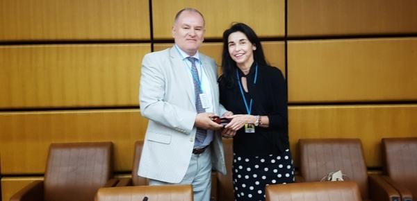 Colombia asume la Presidencia del Grupo de América Latina y el Caribe (Grulac) ante los organismos internacionales con sede en Viena