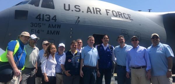 Continúa la llegada de ayudas humanitarias por parte de Estados Unidos Venezuela