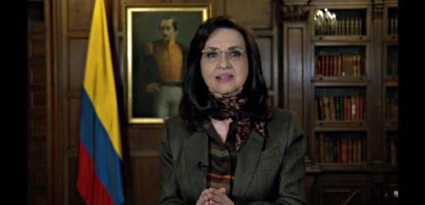 Canciller Claudia Blum hace balance de colombianos retornados al país
