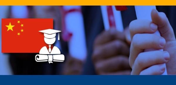 El Gobierno de China ofrece becas para estudios de pregrado, posgrado y doctorado a ciudadanos colombianos