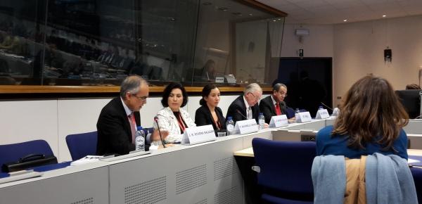 Colombia participó en las Jornadas Europeas de las Ciudades y Regiones 2015