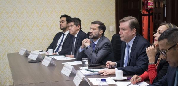 Colombia y Ecuador celebran el V Encuentro Binacional: Fortalezas y desafíos en la lucha contra la trata de personas