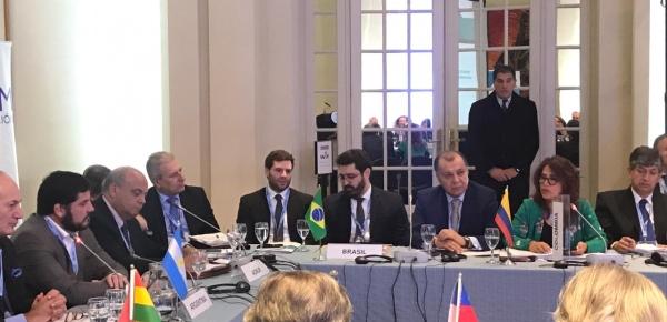 Colombia participa en la IV Reunión Técnica Internacional sobre Movilidad Humana de ciudadanos venezolanos en la Región, que se realiza en Buenos Aires