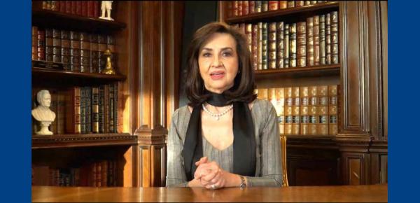 VIDEO: Canciller Claudia Blum informa sobre participación de Colombia en el período 75 de sesiones de la Asamblea General de las Naciones Unidas