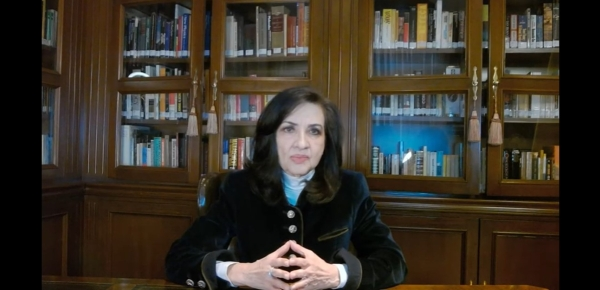 Canciller Claudia Blum reiteró el compromiso con los colombianos en el exterior afectados durante la pandemia