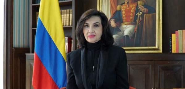 Canciller Claudia Blum participó en la Reunión Informal de Ministros de Relaciones Exteriores de la Unión Europea y de América Latina