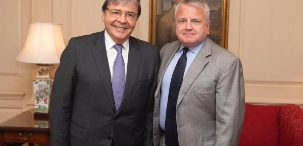 Finalizó la agenda del Canciller Carlos Holmes Trujillo  en Washington