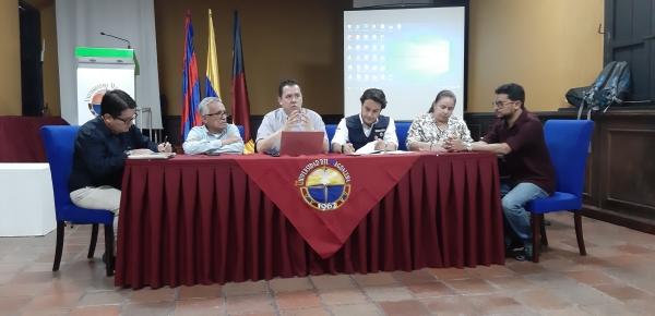 Cancillería, Gerencia de Frontera de Presidencia y Migración Colombia instalaron mesa coordinación migratoria en Santa Marta