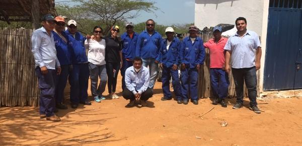 Cancillería, la Corporación Autónoma Regional de La Guajira y la Fundación Ecosfera concluyeron proyecto de aprovechamiento de residuos sólidos que beneficia a 22 comunidades Wayúu en Manaure