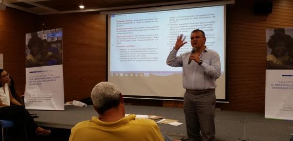 La Cancillería participa en la construcción de los planes y programas de las islas de San Andrés, Providencia y Santa Catalina pacto por el archipiélago