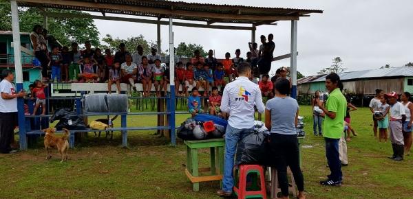 La Cancillería recorre las fronteras con el programa 'Paz en Movimiento'