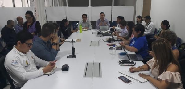 La Cancillería y la Gerencia de Frontera para Venezuela de Presidencia instalaron mesa de coordinación migratoria en Valle del Cauca