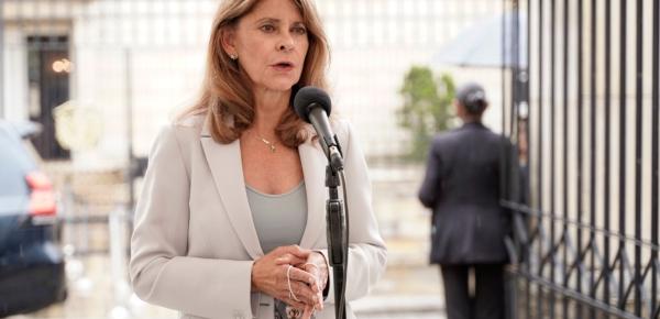 Vicepresidenta y Canciller propone a CIDH realizar visita de trabajo a Colombia, desde el 8 de junio de 2021