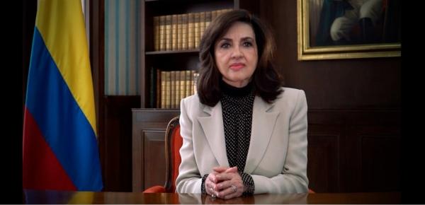 La Canciller Claudia Blum recibirá a su homóloga de España, Arancha González Laya, quien visita Colombia para fortalecer la relación bilateral