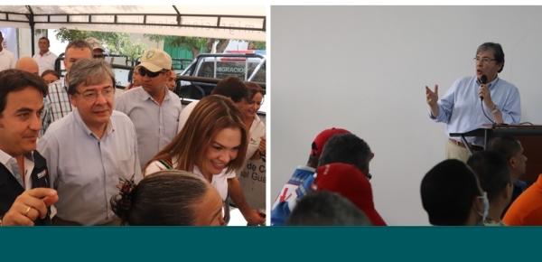 El Canciller Trujillo anunció visita a Estados Unidos y Europa, en el marco de los esfuerzos para atender la crisis migratoria