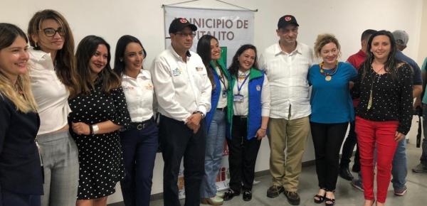 Cancillería, presente en el lanzamiento del Centro Integrado de Servicio-CIS en Pitalito-Huila