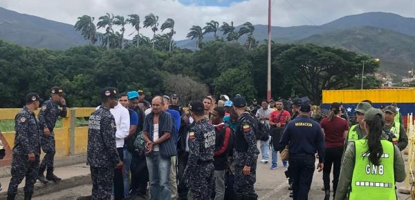 Cerco diplomático impulsado por el Presidente Duque permitió liberación de 59 colombianos detenidos arbitrariamente por dictadura de Maduro