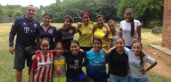 Hasta Canadá llegará el fútbol las Casas Lúdicas de Chaparral y Florida
