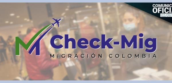 Migración Colombia implementa aplicativo en línea para facilitar los procesos de control migratorio