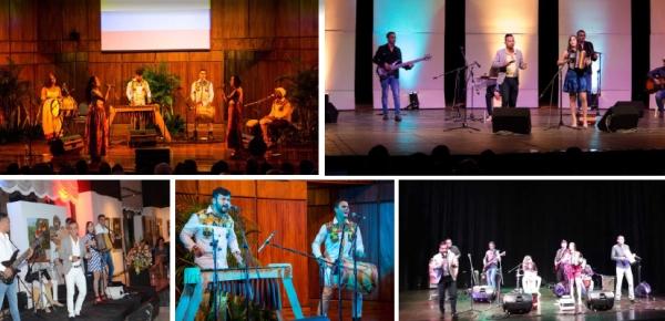 Con diferentes ritmos colombianos, Centroamérica celebró el Día de la Independencia