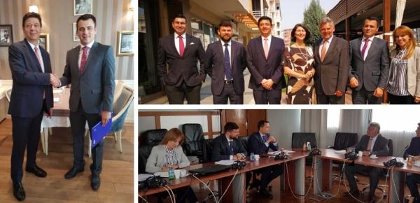 Colombia y Montenegro anuncian la eliminación recíproca de visados