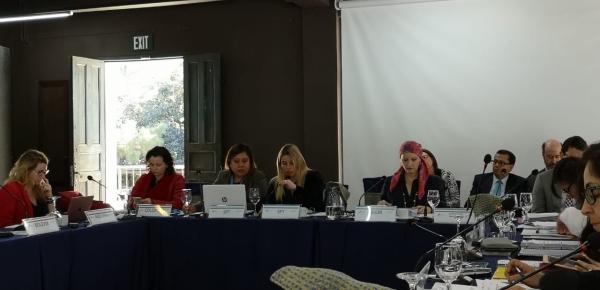 Colombia participa en la IV Reunión de Responsables de Cooperación de la XXVI Cumbre Iberoamericana en Guatemala, del 12 al 14 de noviembre