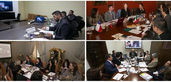 Colombia acogió la XXXII ronda de reuniones de los Grupos de la Alianza del Pacífico
