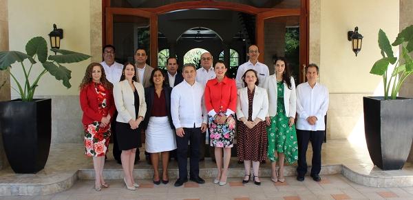 Colombia participa en la I Comisión Ejecutiva del Proyecto Mesoamérica