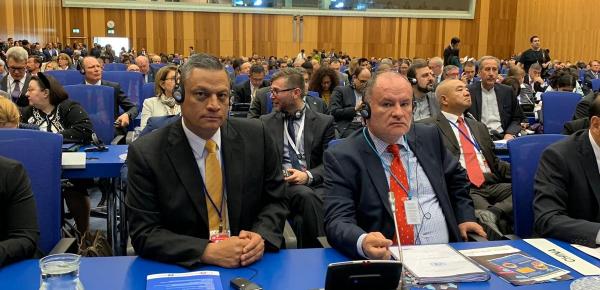 Colombia participa en la sesión de la Comisión de Prevención del Delito y Justicia Penal