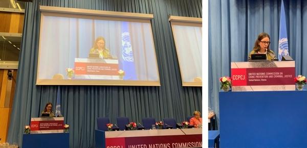 Colombia participó en debate de la Comisión de Prevención del Delito y Justicia Penal