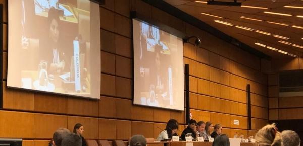 Colombia participó en la conferencia contra la delincuencia organizada transnacional