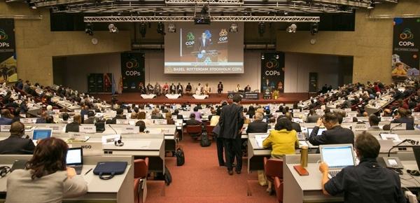Colombia se prepara para las Conferencias de las Partes de los Convenios de sustancias químicas y desechos
