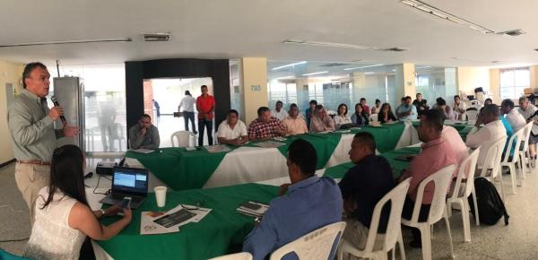 Cancillería y Departamento Nacional de Planeación instalaron el sexto ciclo de las Comisiones Regionales para el Desarrollo de las Fronteras, en Valledupar