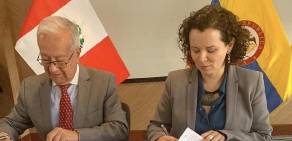 Colombia y Perú aprueban nuevo Programa de Cooperación en la X Comisión Mixta de Cooperación Técnica y Científica