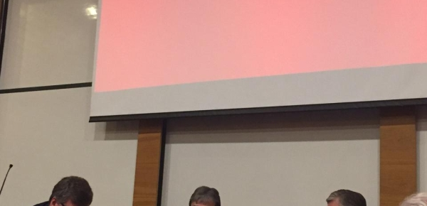 Cómo mejorar la calidad de la democracia y la credibilidad de las instituciones uno de los temas de la conferencia académica ofrecida por el Canciller Trujillo