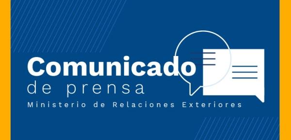 Comunicado de prensa conjunto entre la Unión Europea (UE) y la Cancillería de Colombia
